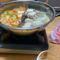 2色鍋、2食鍋、でした。