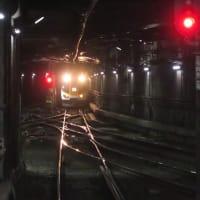 近鉄名古屋駅を発着する近鉄特急(2019年5月3日)