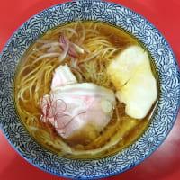 らーめん さかい@札幌市北区 「鶏そば 醤油」