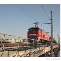 今日の機関車は、EF510-22