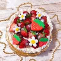 ソルビン♡…ダイエットできる状況にあらず(笑) ~いちごケーキ♡~