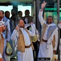 """イエメン  5年に及ぶ内戦に、ようやく""""出口""""を探る動きも"""