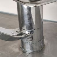 【キッチン水栓金具】水漏れ発生...要:Uパッキン・カートリッジ交換