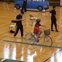 第54回交通安全子供自転車大阪府大会