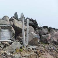 2019/09/15(日) 木曽御嶽山 噴火から初めての剣が峰