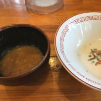 泪橋(つけ麺)@溝の口に行きました。