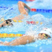 瀬戸大也、予選落ちに「やっちゃった。もう一回泳ぎたい」