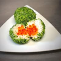 vol.91 雛祭りの鮭料理第5弾 イクラ結び!アオサ丸