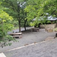 春キャンプの下見に行ってきました。-奥多摩「山のふるさと村」- 2012.6.17