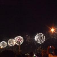 独立記念日には・・・(夜)