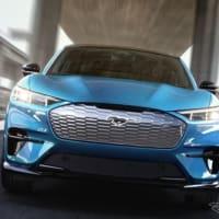 【フォード】米国で発売開始。新型EV「マスタング・マッハE」の航続距離は483km!