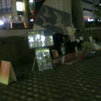 051027thu娘露店@藤沢。