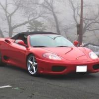 フェラーリ360スパイダー