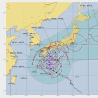 米軍(US Navy)の台風情報