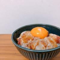 【簡単レシピ】【韓国料理】タコユッケ丼【疲労回復】【男メシ】