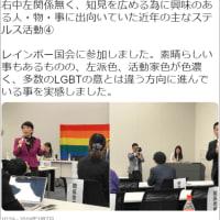 「一般社団法人日本LGBT機構」なる団体が杉田水脈を『支援』 → やはり正体は『バリバリの極右』(BUZZAP!(バザップ!) 2019年3月7日19:00)