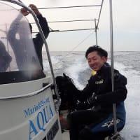 11月24日(日)PADIオープンウォーターダイバー誕生!小笠原の海に向けて、これからもスキルアップ!