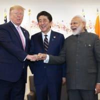 韓国が国家存続を掛けて努力を傾注するのは、(3)の米国頼み と言うのが正解らしい。