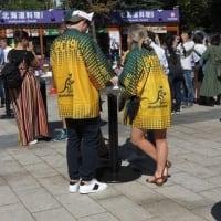 札幌のマチはラグビーWC一色!?