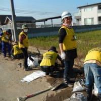 常総市災害支援ボランティアバスツアー報告 第1弾
