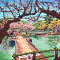 Oさんの新作日本画(0198)