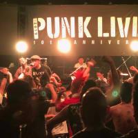 【PUNK LIVES! 2019】ラフィンノーズ/スタークラブ/ロリータ18号/ライダーズ/ニューロティカ/コックニー・リジェクツetc.+爆裂女子 零ちゃん卒業へ向けて