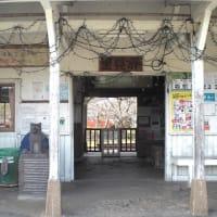 大銀杏と里見駅と。。。。。