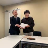 上田市教委へ:コロナウイルスに伴う市内小中学校の臨時休業についての緊急申し入れ