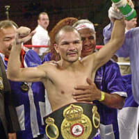 「Best I faced」:ロセンド アルバレス(08‐09‐20)
