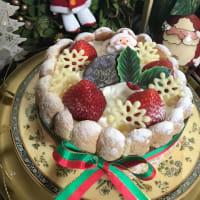「いちごのクリスマスシャルロット」