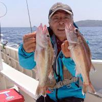 沖釣り、高級魚アラ釣り