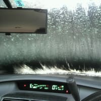 ドライブスルー洗車初体験