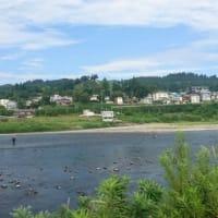 惨敗の魚野川