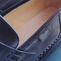 【靴】Parabootのローファー