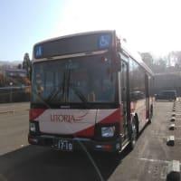 大好きな山交バス♪
