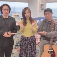森口博子さんのラジオ放送での演奏