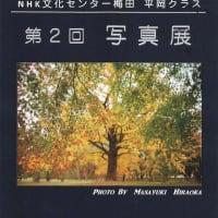 NHK文化センター梅田 平岡クラス 写真展