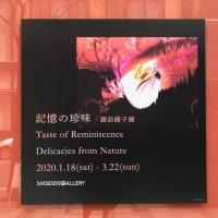 「記憶の珍味」展