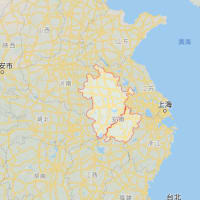長江下流地域の洪水。武漢市、安徽省、上海市。
