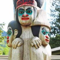 8、アラスカ・クルーズツアー記録:カナダからの手紙:クルーズ船  ゆったり。
