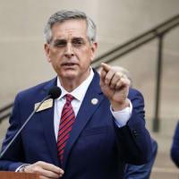 ジュリアーニ氏、ジョージア州で大規模訴訟へ 「再集計は無意味」