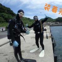 2019. 6/17(月)松江オープンウォーター講習 2日目