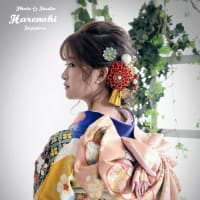 10/11 成人式撮影・着物持ち込みOK・着付けOK♫札幌写真館ハレノヒ