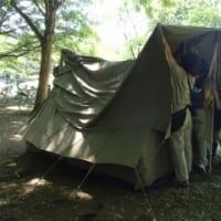 CS12 5月デイキャンプ隊集会 2012-05-27