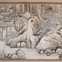 東博常設展/木挽町狩野家の記録と学習、他
