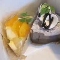 普段のケーキ パータ・ボンプ@高松