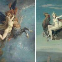 スコットランドの画家ジョン・ダンカンとギュスターヴ・モロー