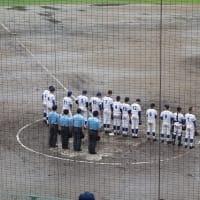 うどんの一心と商船野球部の応援