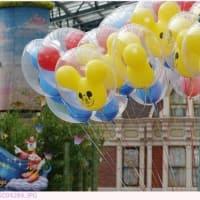 風船 〈ミッキーバルーン〉 東京ディズニーランド