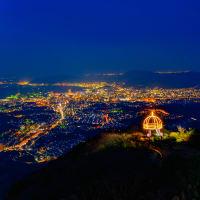 夜景・山からの展望 Vol.3(北九州市・皿倉山展望台)